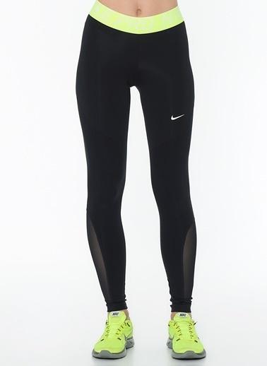 Nike Nike AO9968019 W Np Tıght Black Volt White Tayt Siyah